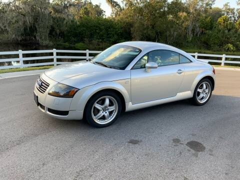 2000 Audi TT for sale at Unique Sport and Imports in Sarasota FL