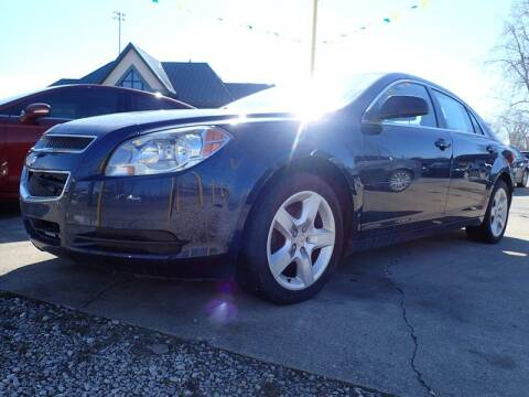 2011 Chevrolet Malibu for sale at RPM AUTO SALES in Lansing MI