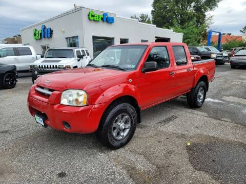 2004 Nissan Frontier for sale at Car One in Essex MD