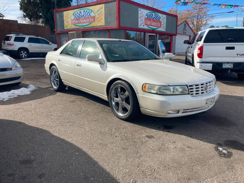 2003 Cadillac Seville for sale at FUTURES FINANCING INC. in Denver CO
