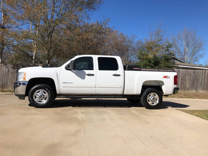 2014 Chevrolet Silverado 2500HD for sale at H3 Auto Group in Huntsville TX