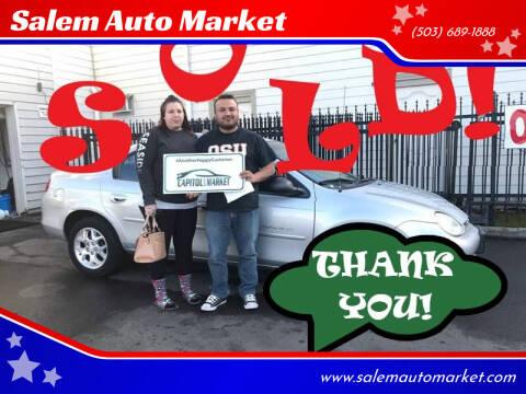 2000 Dodge Neon for sale at Salem Auto Market in Salem OR