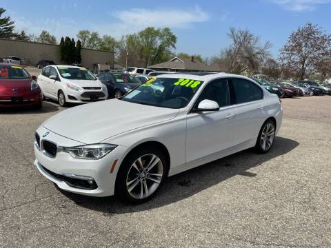 2018 BMW 3 Series for sale at River Motors in Portage WI