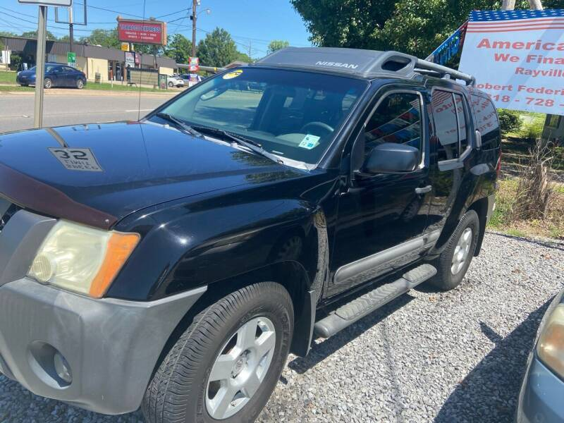 2008 Nissan Xterra for sale at American Auto in Rayville LA