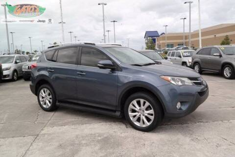 2014 Toyota RAV4 for sale at GATOR'S IMPORT SUPERSTORE in Melbourne FL