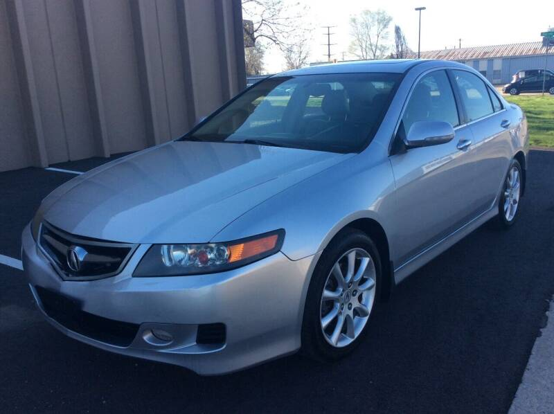 2006 Acura TSX for sale at AROUND THE WORLD AUTO SALES in Denver CO