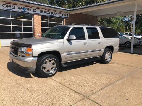 2005 GMC Yukon XL for sale at County Seat Motors East in Union MO