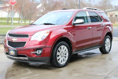 2011 Chevrolet Equinox for sale at Great Lakes Classic Cars in Hilton NY