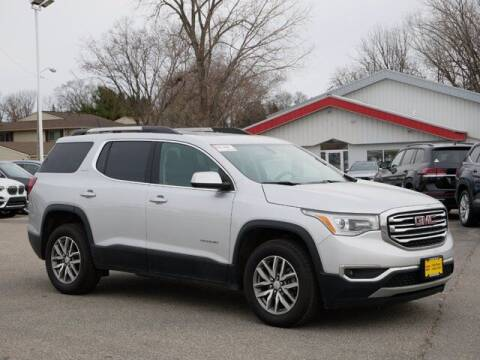 2017 GMC Acadia for sale at Park Place Motor Cars in Rochester MN