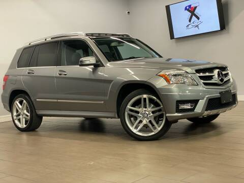 2011 Mercedes-Benz GLK for sale at TX Auto Group in Houston TX