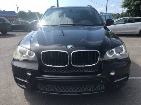 2012 BMW X5 for sale at Family Auto Cars Inc in Charlotte NC