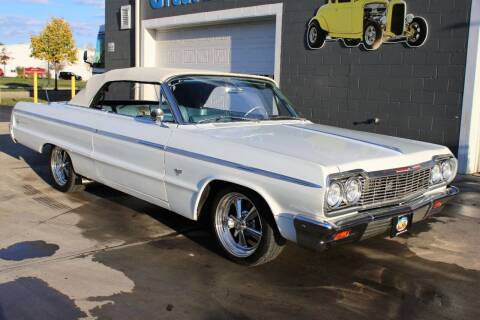 1964 Chevrolet Impala for sale at Great Lakes Classic Cars & Detail Shop in Hilton NY