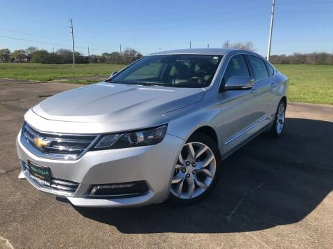 2015 Chevrolet Impala for sale at Laguna Niguel in Rosenberg TX