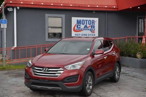 2015 Hyundai Santa Fe Sport for sale at Motor Car Concepts II - Kirkman Location in Orlando FL
