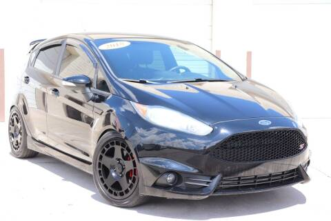 2018 Ford Fiesta for sale at MG Motors in Tucson AZ