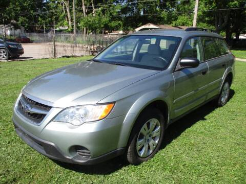 2009 Subaru Outback for sale at Dons Carz in Topeka KS