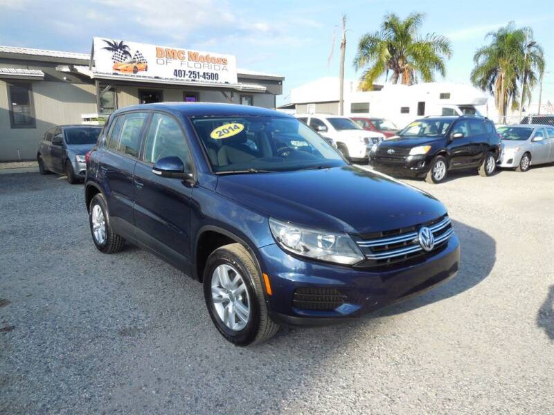 2014 Volkswagen Tiguan for sale at DMC Motors of Florida in Orlando FL