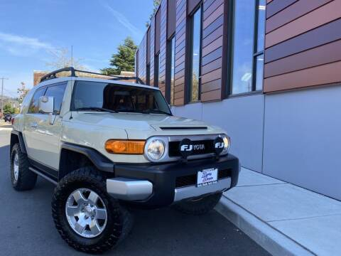 2008 Toyota FJ Cruiser for sale at DAILY DEALS AUTO SALES in Seattle WA