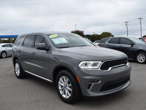 2021 Dodge Durango for sale at DeAndre Sells Cars in North Little Rock AR