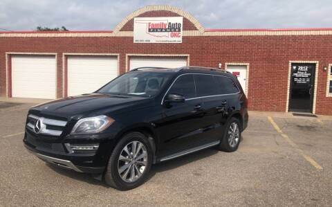 2014 Mercedes-Benz GL-Class for sale at Family Auto Finance OKC LLC in Oklahoma City OK