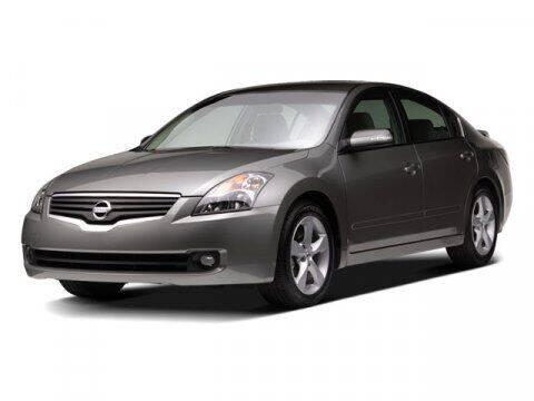2009 Nissan Altima for sale at DAVID McDAVID HONDA OF IRVING in Irving TX