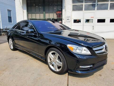 2013 Mercedes-Benz CL-Class for sale at Carroll Street Auto in Manchester NH