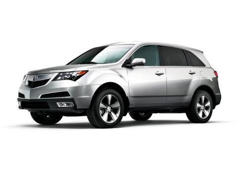 2011 Acura MDX for sale at Bill Gatton Used Cars - BILL GATTON ACURA MAZDA in Johnson City TN