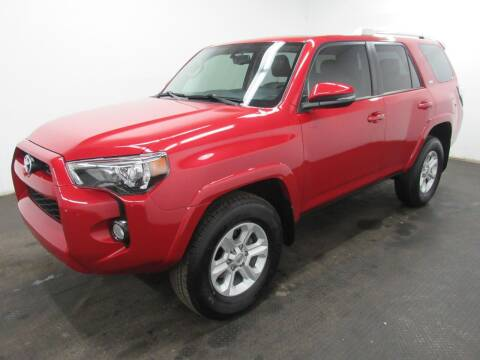 2016 Toyota 4Runner for sale at Automotive Connection in Fairfield OH