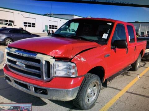 2004 Ford F-250 Super Duty for sale at ALVAREZ AUTO SALES in Des Moines IA