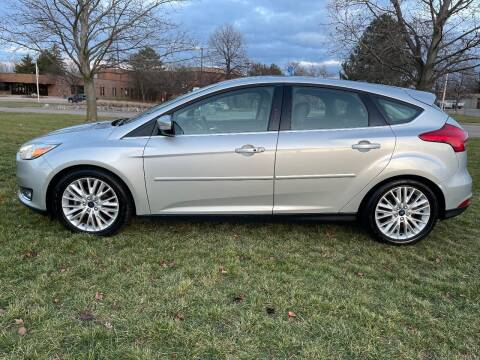 2015 Ford Focus for sale at Motors Inc in Mason MI