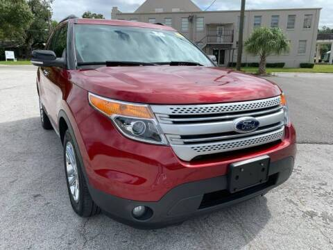 2014 Ford Explorer for sale at LUXURY AUTO MALL in Tampa FL