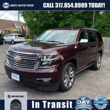 2017 Chevrolet Tahoe for sale at INDY AUTO MAN in Indianapolis IN