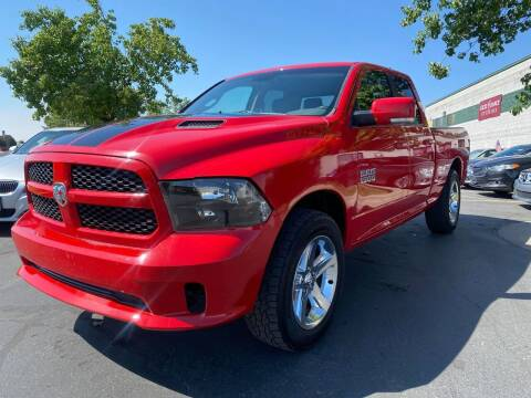 2014 RAM Ram Pickup 1500 for sale at All-Star Auto Brokers in Layton UT