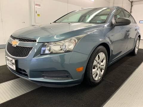 2012 Chevrolet Cruze for sale at TOWNE AUTO BROKERS in Virginia Beach VA