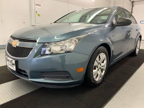2012 Chevrolet Cruze for sale at TOWNE AUTO BROKERS in Virginia Beach VA