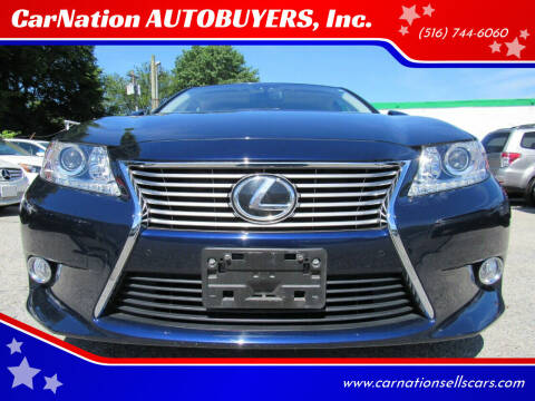 2013 Lexus ES 350 for sale at CarNation AUTOBUYERS, Inc. in Rockville Centre NY