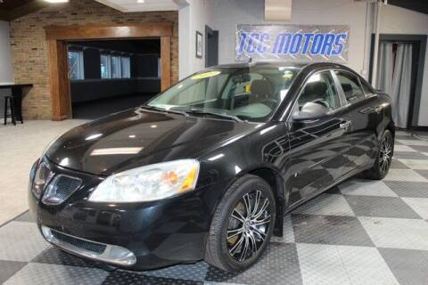 2009 Pontiac G6 for sale at TCC Motors in Farmington Hills MI