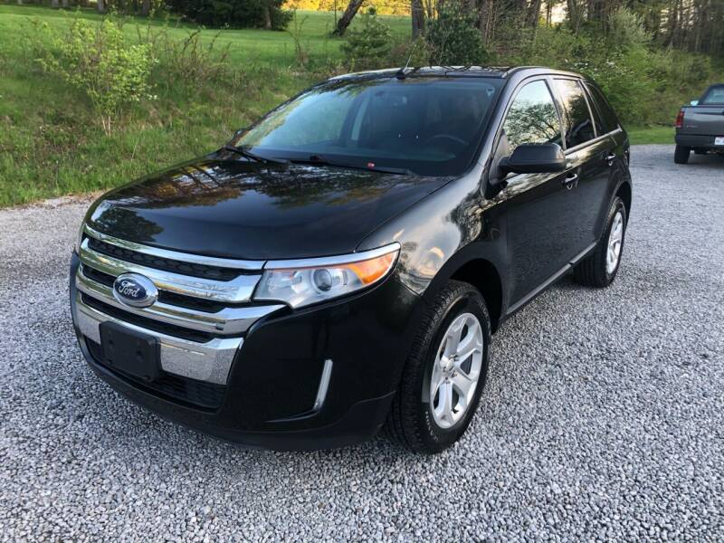 2013 Ford Edge for sale at R.A. Auto Sales in East Liverpool OH
