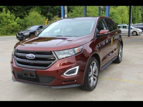 2015 Ford Edge for sale at Inline Auto Sales in Fuquay Varina NC