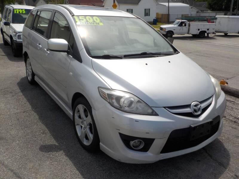 2009 Mazda MAZDA5 for sale at SEBASTIAN AUTO SALES INC. in Terre Haute IN