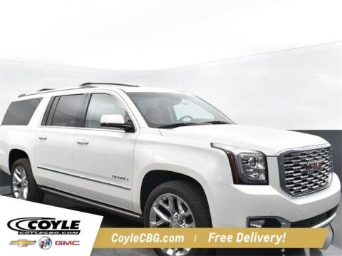 2020 GMC Yukon XL for sale at COYLE GM - COYLE NISSAN - New Inventory in Clarksville IN