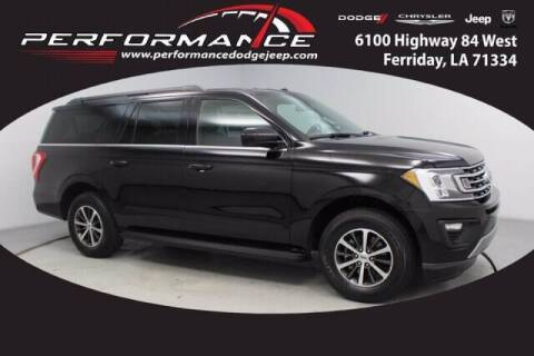 2019 Ford Expedition MAX for sale at Auto Group South - Performance Dodge Chrysler Jeep in Ferriday LA