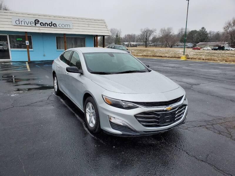 2020 Chevrolet Malibu for sale at DrivePanda.com in Dekalb IL