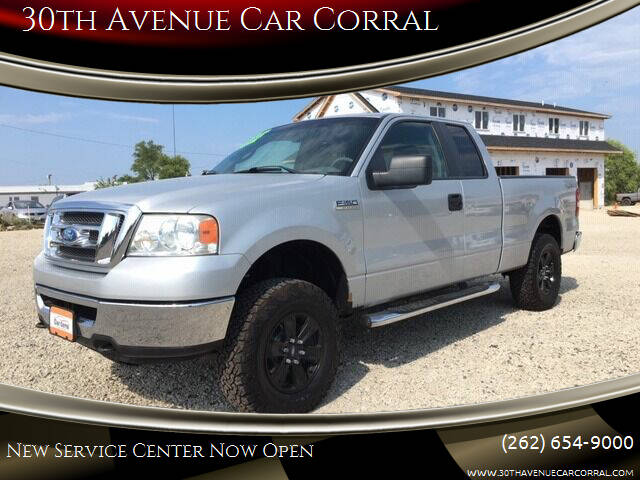 2008 Ford F-150 for sale at 30th Avenue Car Corral in Kenosha WI