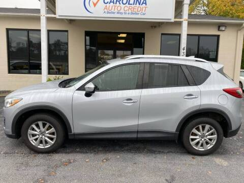 2016 Mazda CX-5 for sale at Carolina Auto Credit in Youngsville NC