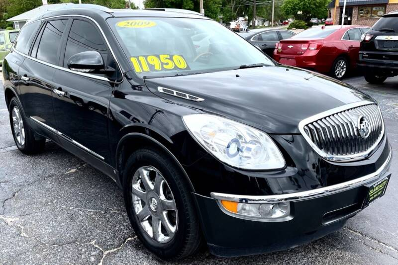 2009 Buick Enclave for sale at Island Auto in Grand Island NE