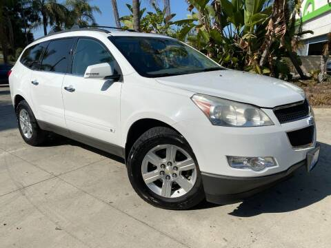 2010 Chevrolet Traverse for sale at Luxury Auto Lounge in Costa Mesa CA