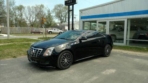 2012 Cadillac CTS for sale at Lee Chevrolet in Frankfort KS