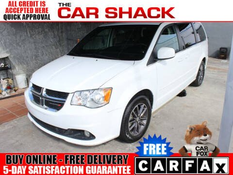 2017 Dodge Grand Caravan for sale at The Car Shack in Hialeah FL