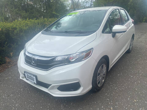 2018 Honda Fit for sale at DEALS ON WHEELS in Newark NJ